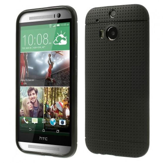 PEŠČENA GALAKSIJA ČRNA - HTC ONE 2 M8