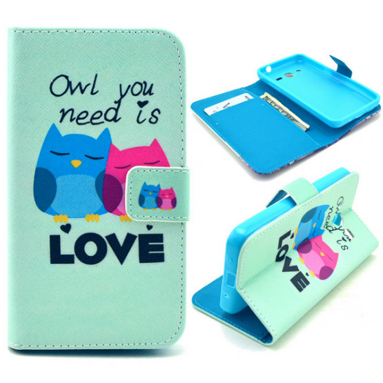 OWL YOU NEED IS LOVE - SAMSUNG GALAXY CORE 2