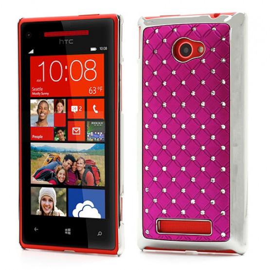 GRAJSKA ODEJA ROZA - HTC WINDOWS PHONE 8X