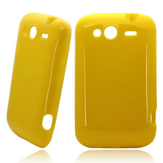SIMPL TPU GEL ETUI RUMEN - HTC WILDFIRE S