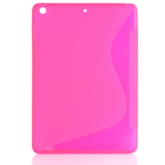 S LINIJA TPU GEL ETUI ROZA - IPAD AIR