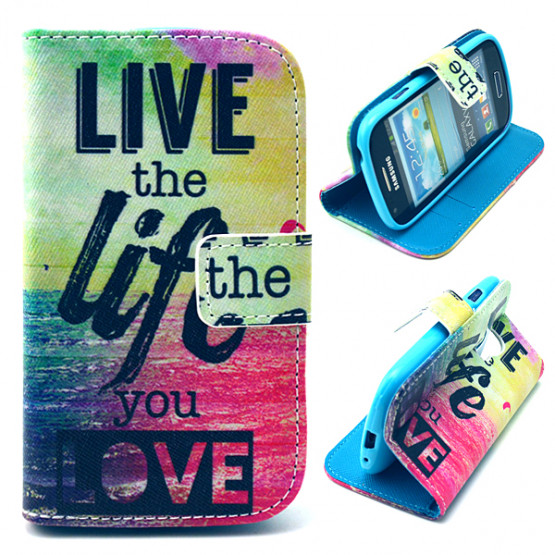 LIVE THE LIFE YOU LOVE - SAMSUNG GALAXY S3 MINI