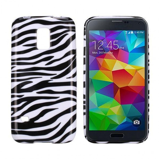 ZEBRA - SAMSUNG GALAXY S5 MINI