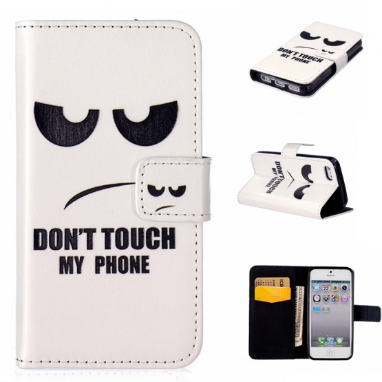 DON'T TOUCH MY PHONE (BEL) - APPLE IPHONE 5 / 5S / SE