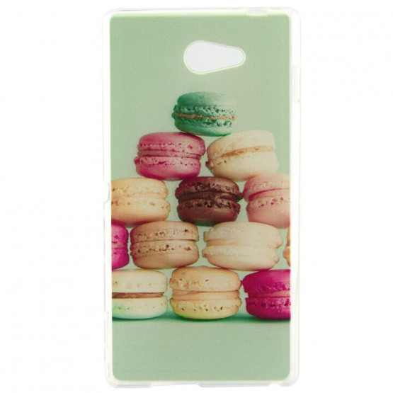 HAPPY FRENCH MACARONS - SONY XPERIA M2
