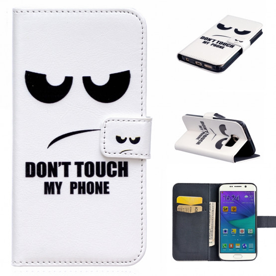 DON'T TOUCH MY PHONE (BEL) - SAMSUNG GALAXY S6 EDGE