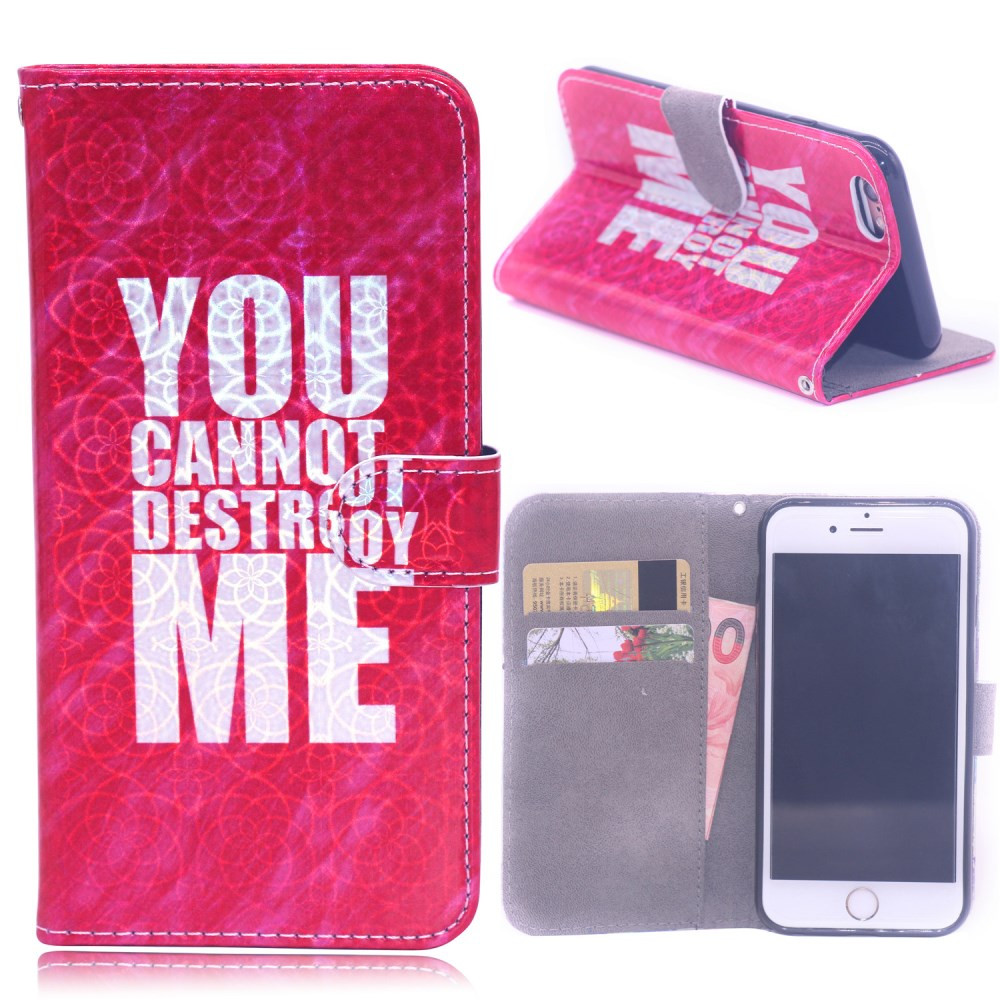 buy popular d3b0d 4f17f LASER YOU CAN'T DESTROY ME ETUI ZA APPLE IPHONE 7 / IPHONE 8
