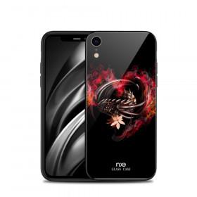 NXE GLASS DRAGON HEART - APPLE IPHONE XR