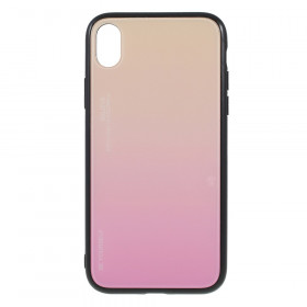 GLASS BE YOURSELF TWILIGHT GOLD OVITEK ZA IPHONE XR