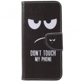 DON'T TOUCH MY PHONE - SAMSUNG GALAXY S9 PLUS
