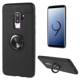 MAGNETIC PREMIUM ČRN - SAMSUNG GALAXY S9 PLUS