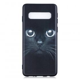 SLIM BLACK CAT'S EYES - SAMSUNG GALAXY S10