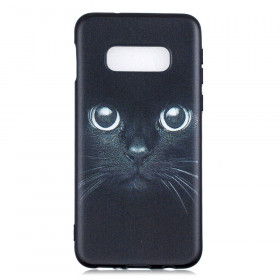 SLIM BLACK CAT'S EYES - SAMSUNG GALAXY S10E