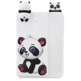3D CARTOON BELA PANDA - SAMSUNG GALAXY J6 PLUS (2018)