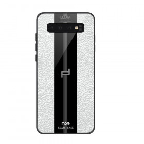 NXE GLASS LEATHER BEL - SAMSUNG GALAXY S10 PLUS