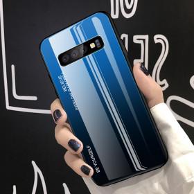 GLASS BE YOURSELF TWILIGHT BLACK/BLUE OVITEK ZA SAMSUNG GALAXY S10 PLUS
