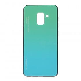 GLASS BE YOURSELF TWILIGHT MINT OVITEK ZA SAMSUNG GALAXY A8 (2018)