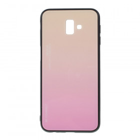 GLASS BE YOURSELF TWILIGHT GOLD OVITEK ZA SAMSUNG GALAXY J6 PLUS (2018)