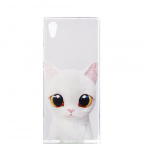 SLIM CUTE CAT - SONY XPERIA XA1