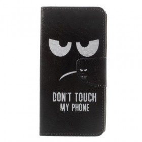 DON'T TOUCH MY PHONE - XPERIA XZ PREMIUM