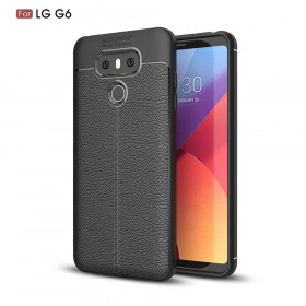 FLEX LEATHER ČRN - LG G6
