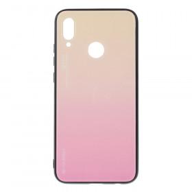 GLASS BE YOURSELF TWILIGHT GOLD OVITEK ZA HUAWEI P SMART (2019)/ HONOR 10 LITE