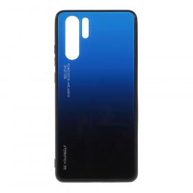 GLASS BE YOURSELF TWILIGHT BLACK/ BLUE OVITEK ZA HUAWEI P30 PRO