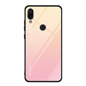GLASS BE YOURSELF TWILIGHT GOLD OVITEK ZA XIAOMI REDMI NOTE 7