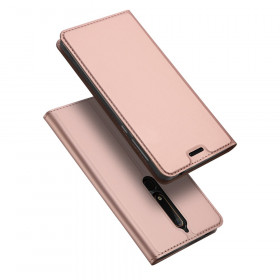 DUX SLIM & MAGNETIC ROSE GOLD - NOKIA 6 (2018)
