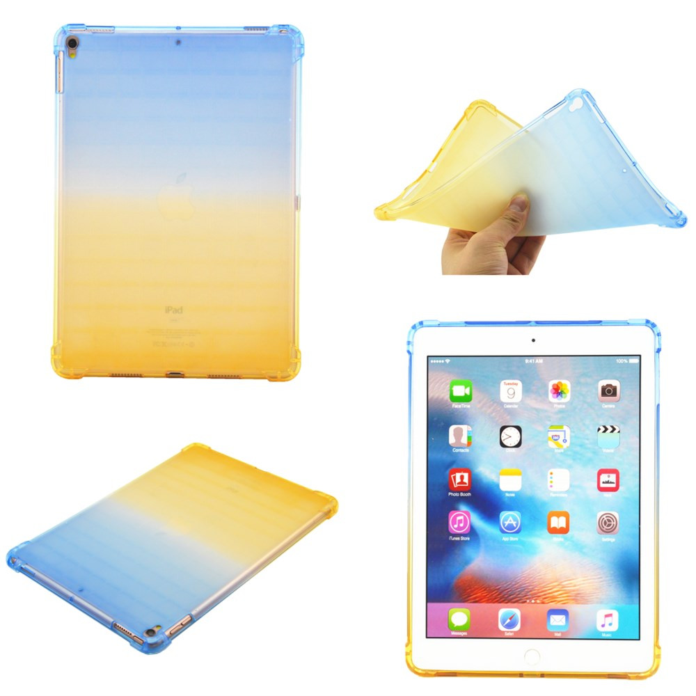 ANTI-DROP MODRO/RUMEN TPU GEL OVITEK ZA IPAD AIR 10,5' (2019) / IPAD PRO 10,5 ' (2017)
