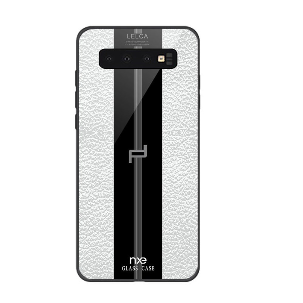 NXE GLASS LEATHER BEL - SAMSUNG GALAXY S10E