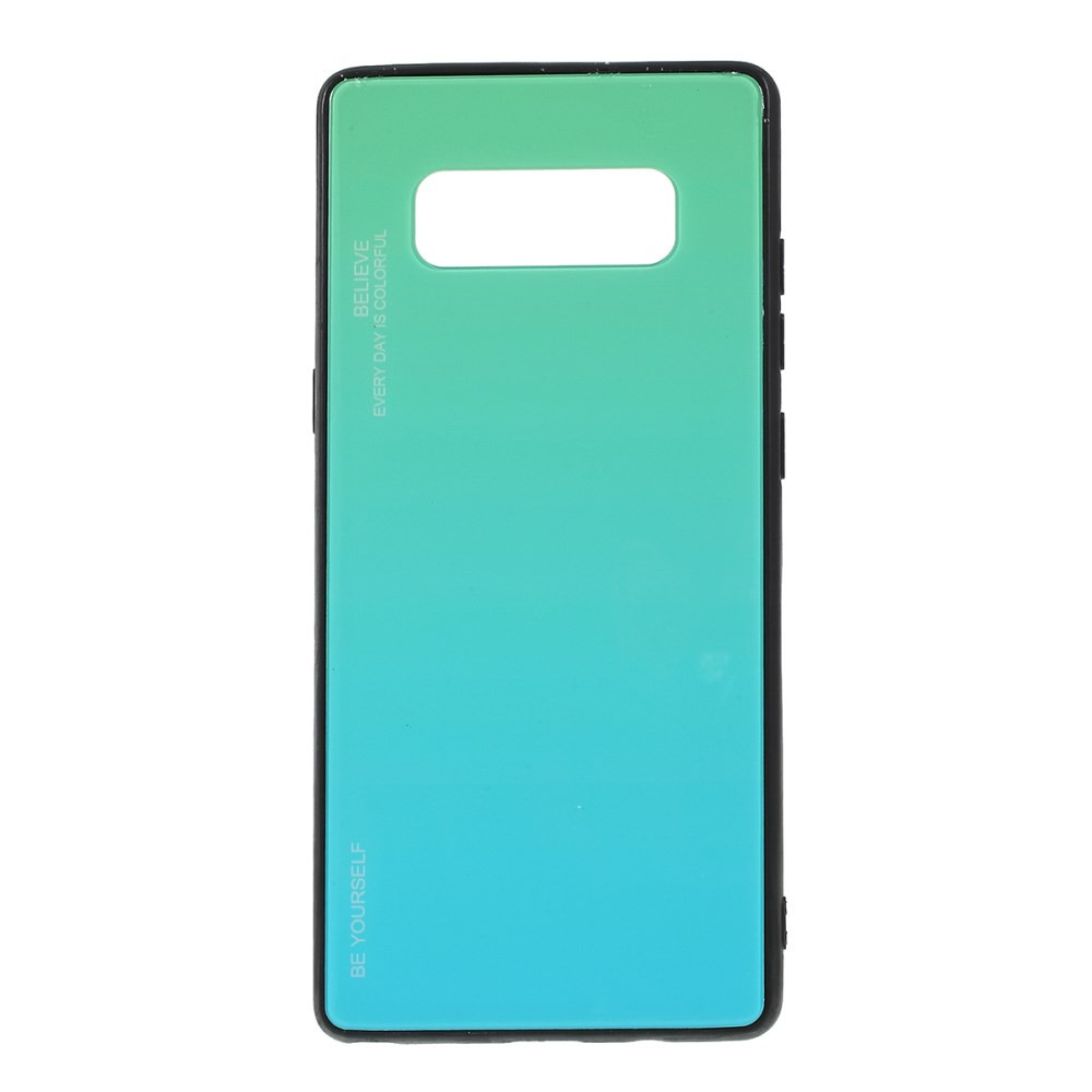 GLASS BE YOURSELF TWILIGHT MINT OVITEK ZA SAMSUNG GALAXY NOTE 8