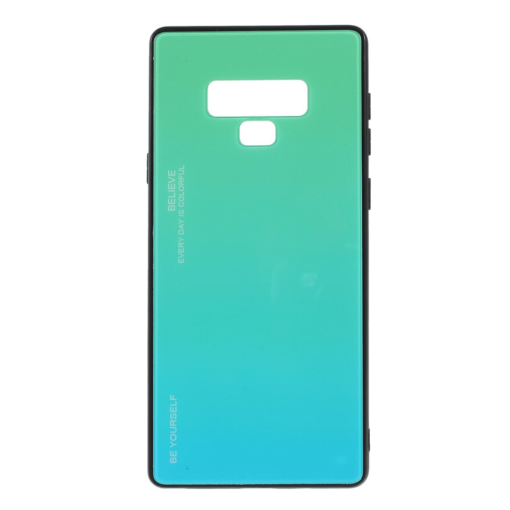 GLASS BE YOURSELF TWILIGHT MINT OVITEK ZA SAMSUNG GALAXY NOTE 9
