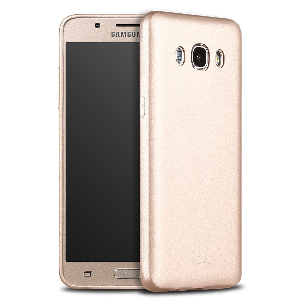 X-LEVEL TPU GEL ETUI ZLAT ZA SAMSUNG GALAXY J7 (2016)