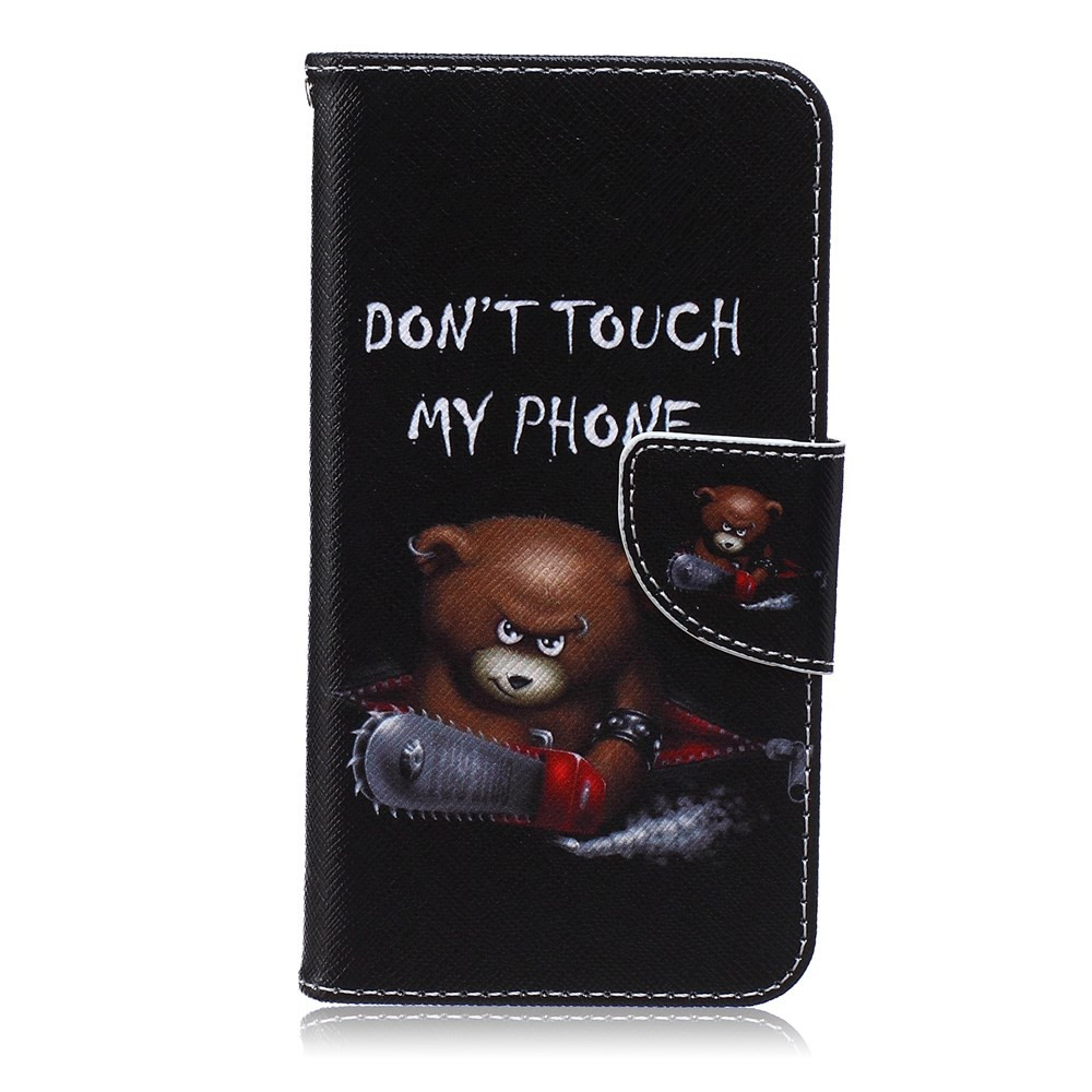 DON'T TOUCH MY PHONE BEAR - SAMSUNG GALAXY J5