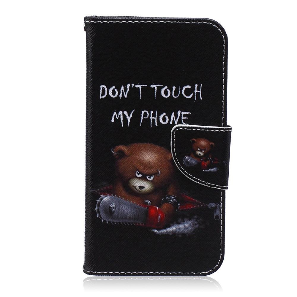 DON'T TOUCH MY PHONE BEAR - SAMSUNG GALAXY S5
