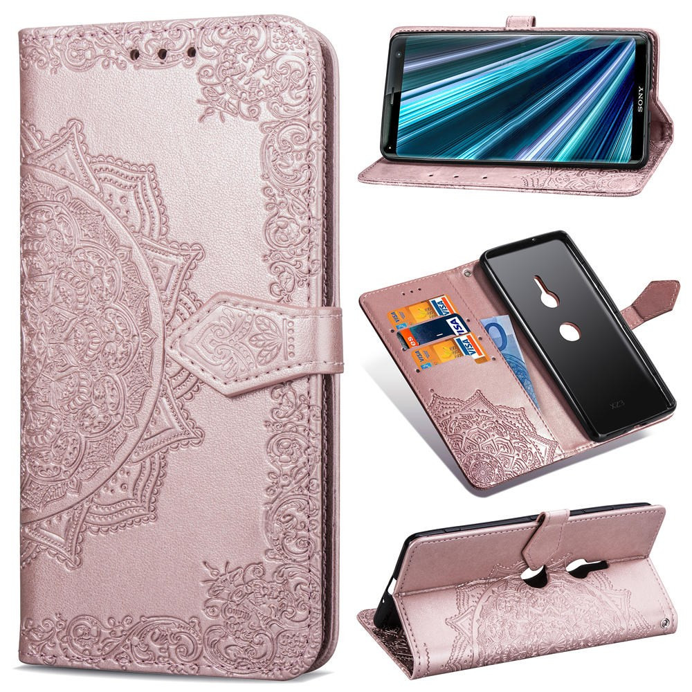 ROYAL MANDALA ROSE GOLD - SONY XPERIA XZ3