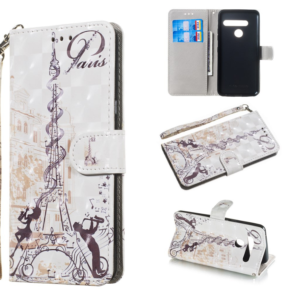 REALISTIC GLASBENI PARIS ETUI ZA LG G8 THINQ