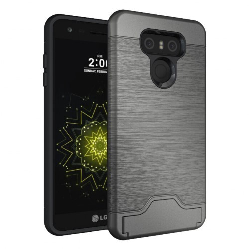 BRUSHED CARD SIV - LG G6