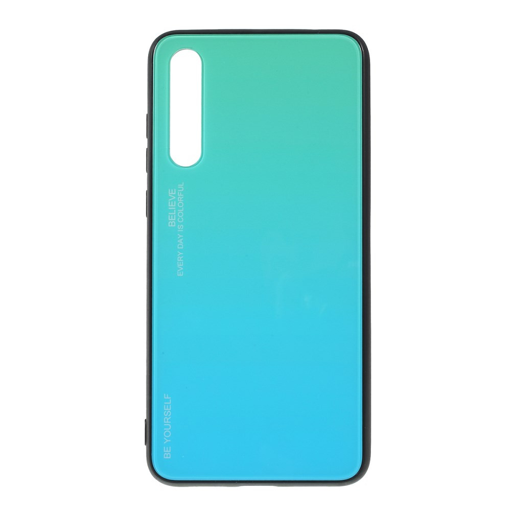 GLASS BE YOURSELF TWILIGHT MINT OVITEK ZA HUAWEI P20 PRO