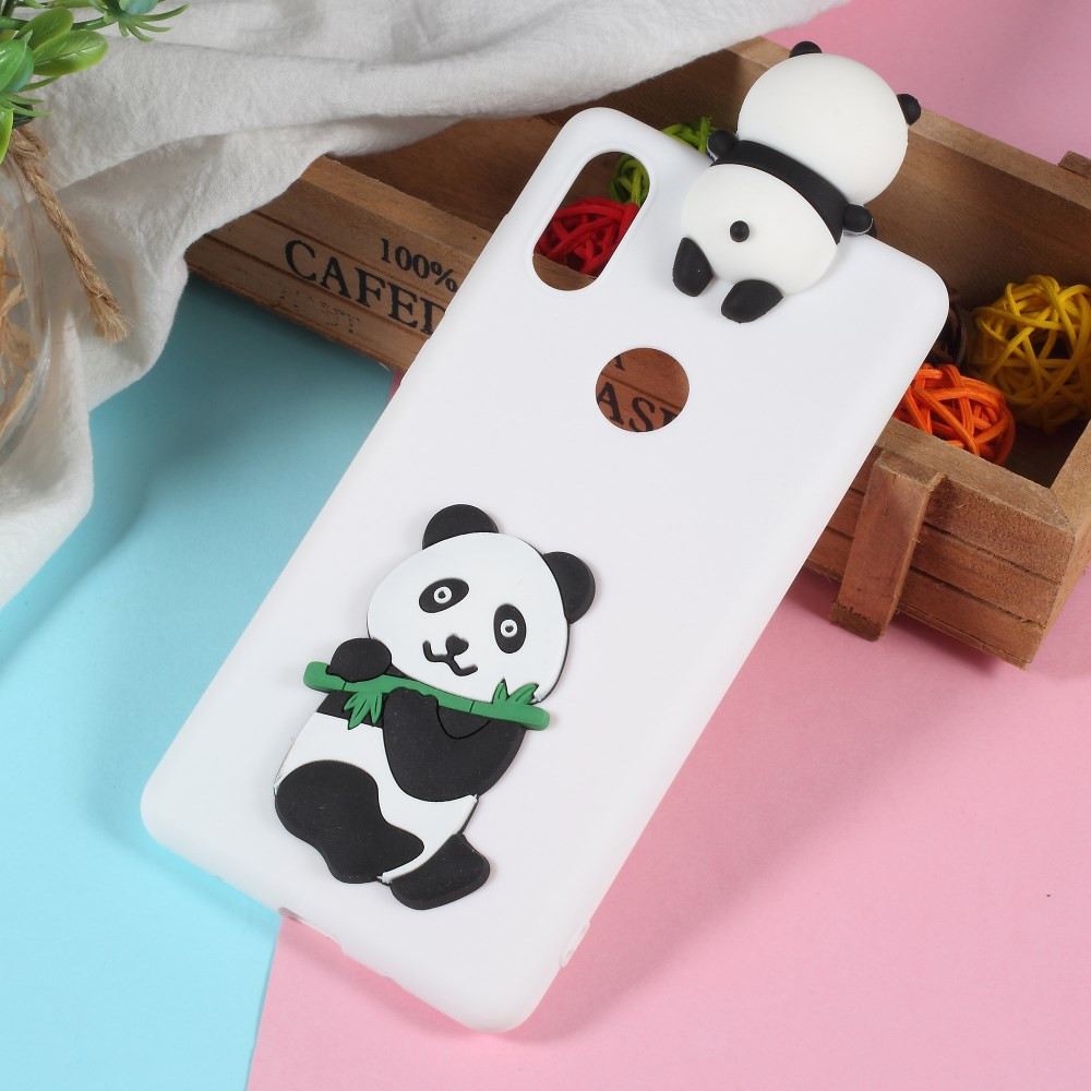 3D CARTOON PANDA - XIAOMI MI MIX 2S