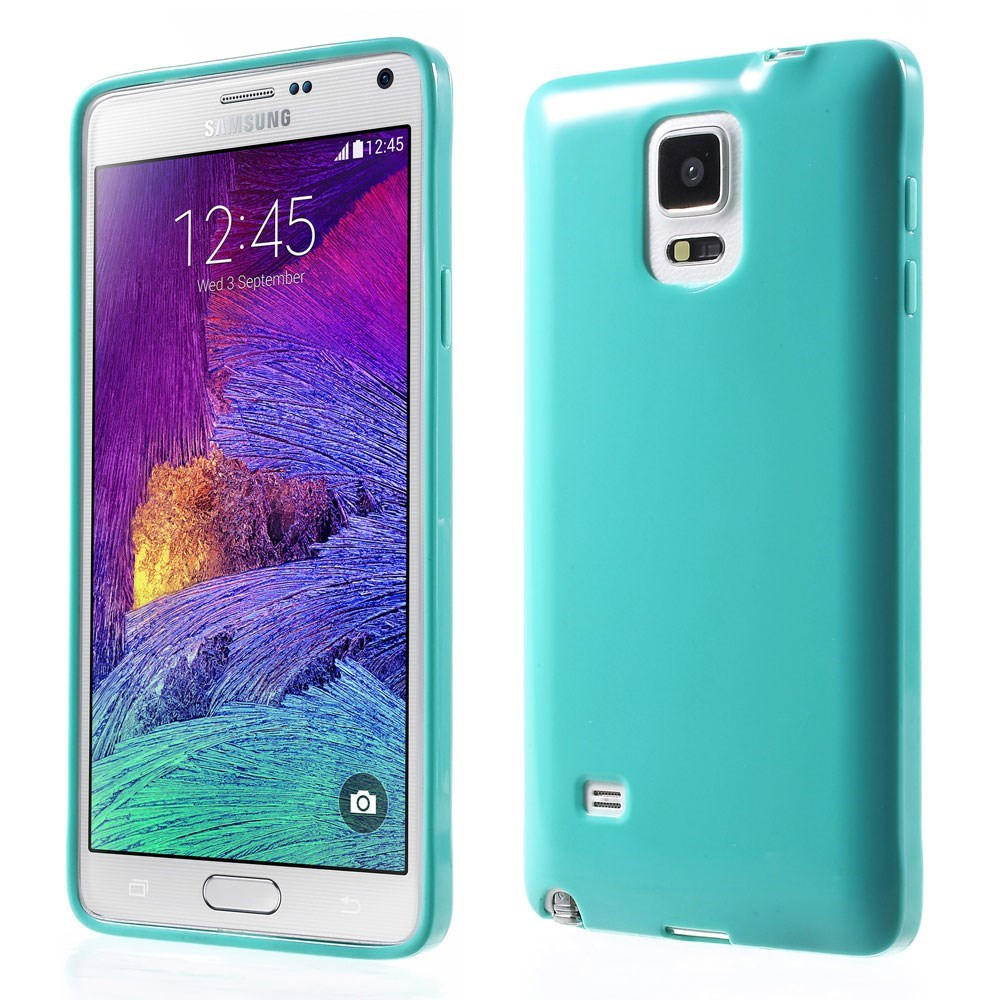 JELLY SVETLO MODER - SAMSUNG GALAXY NOTE 4