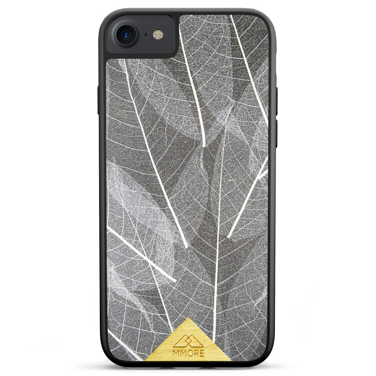 SKELETON LEAVES - ORGANSKI OVITEK ZA APPLE IPHONE 6 / 6S / 7 / 8