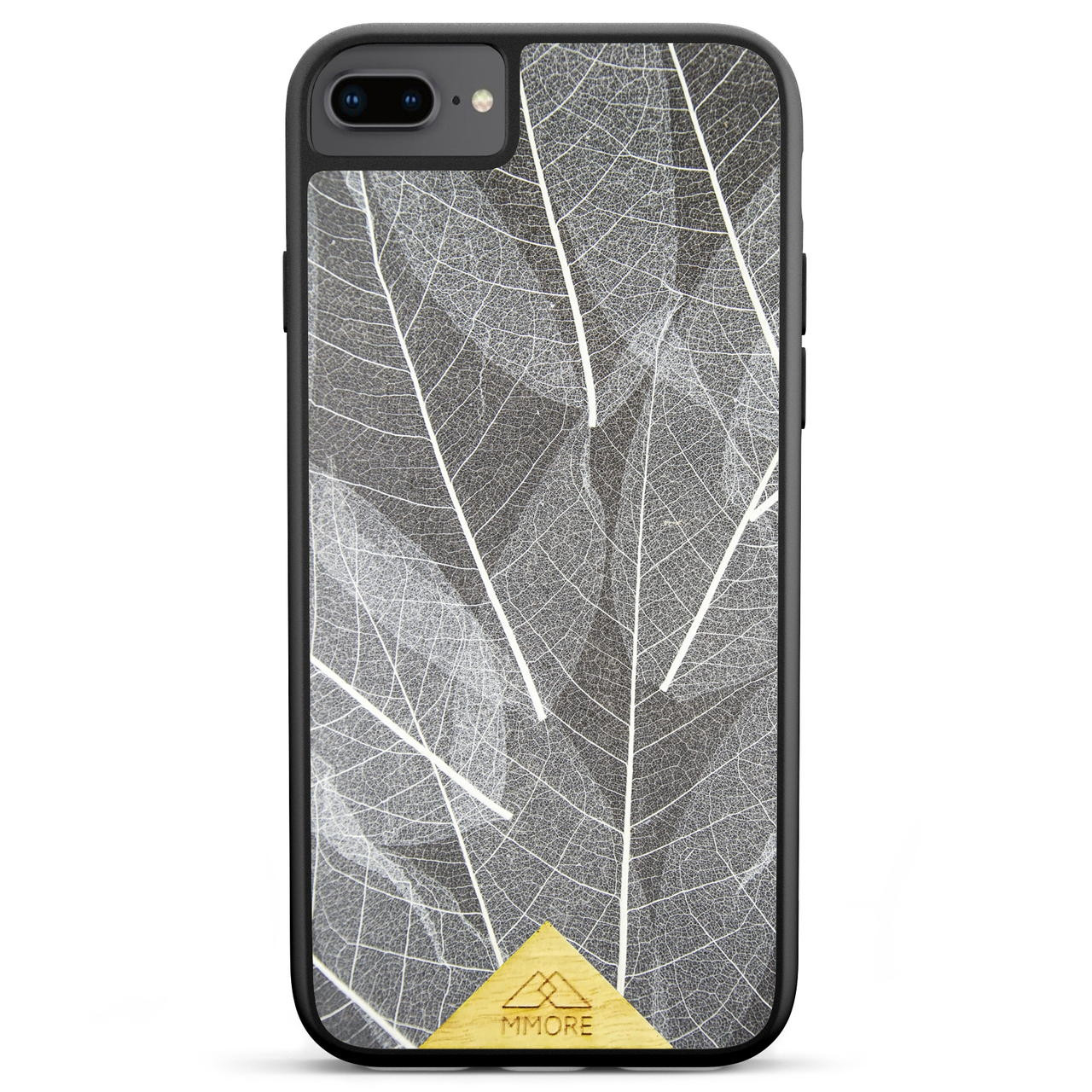 SKELETON LEAVES - ORGANSKI OVITEK ZA APPLE IPHONE 6 / 6S / 7 / 8 PLUS