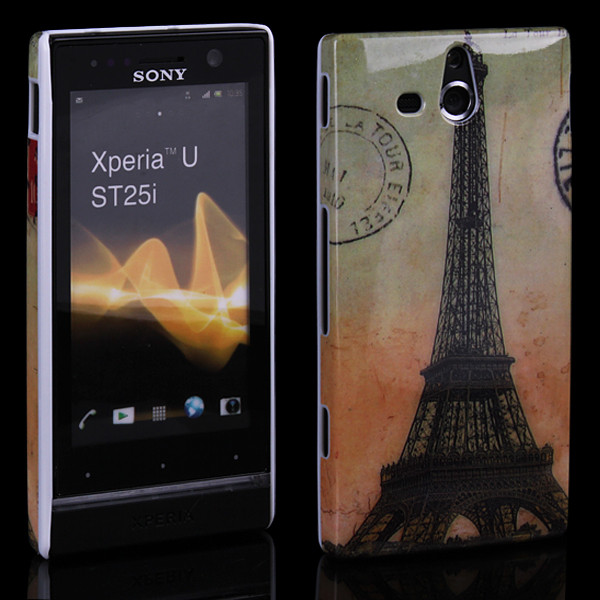 PARIS - SONY XPERIA U
