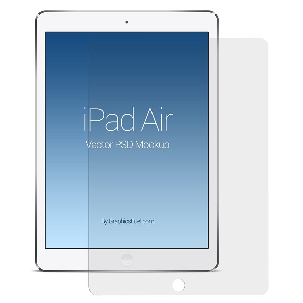 IPAD AIR / AIR 2 KALJENO STEKLO (0,3mm)