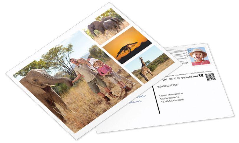 Unikatne razglednice