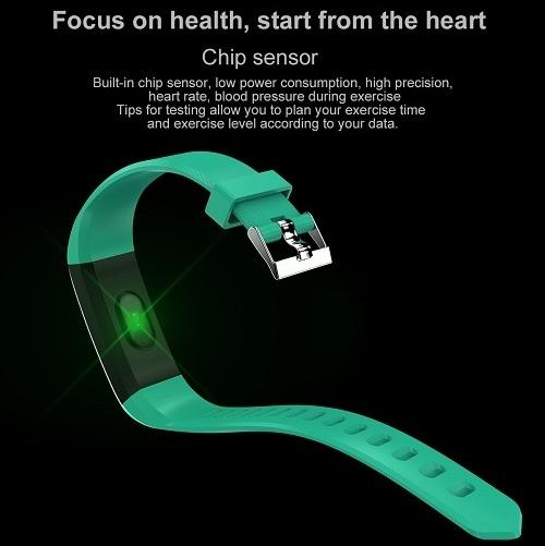 merjenje srčnega utripa